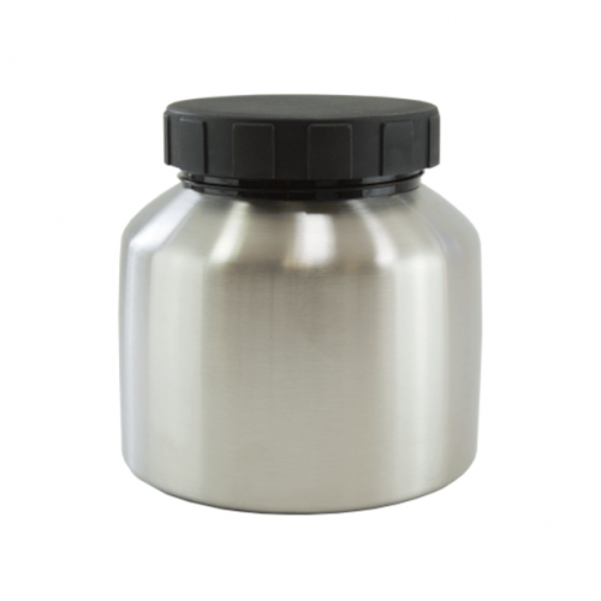 XVLP Edelstahlbehälter 1 Liter