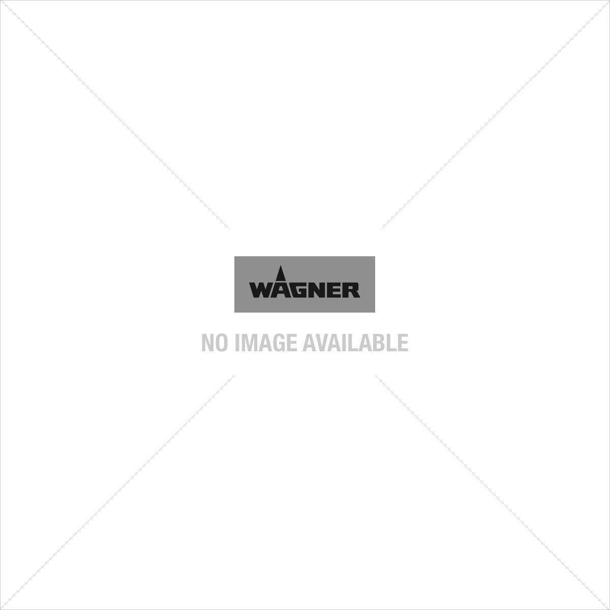 Abdeckung vorne, gelb, W 990 Flexio