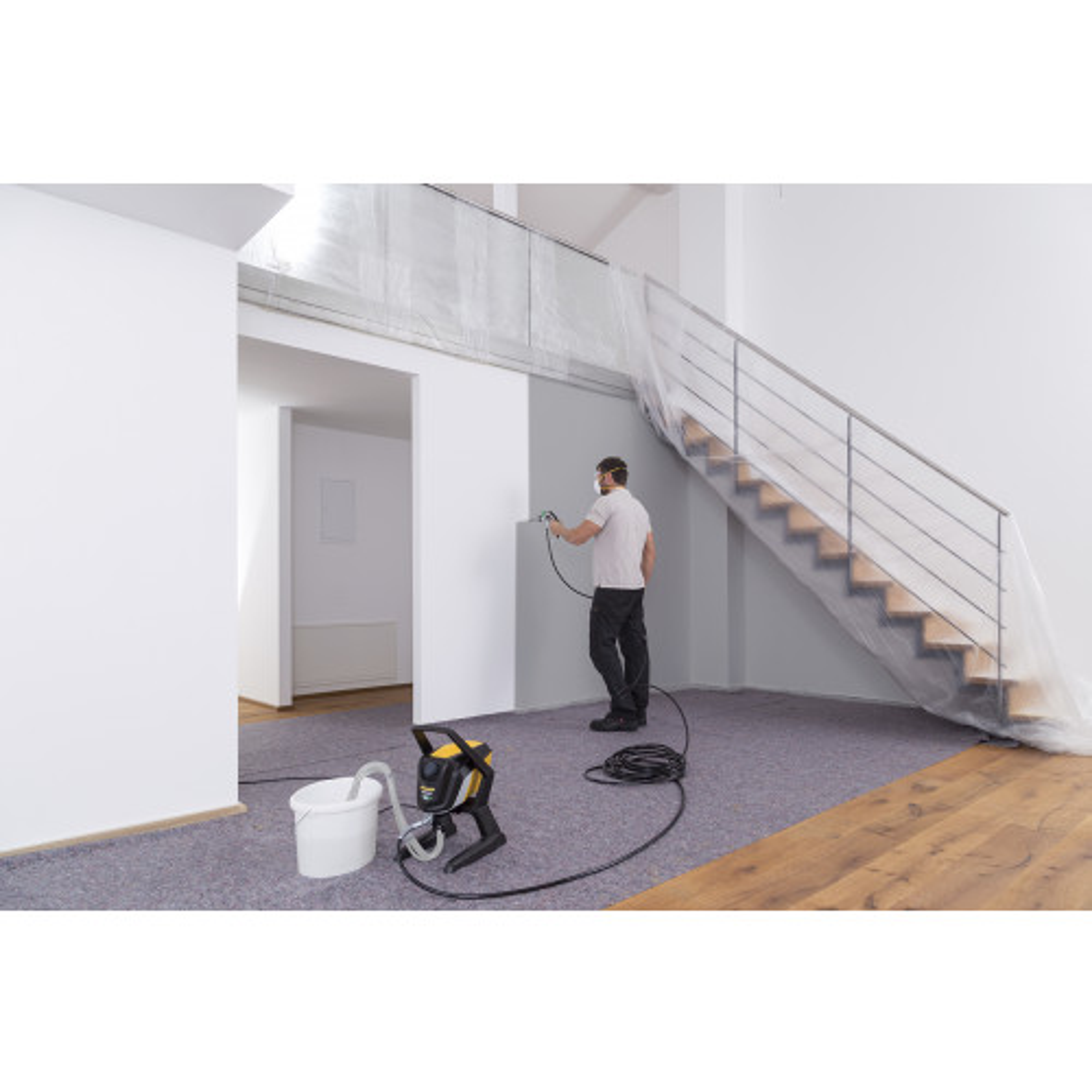 HEA Farbspritzsystem Wagner Control Pro 350 R