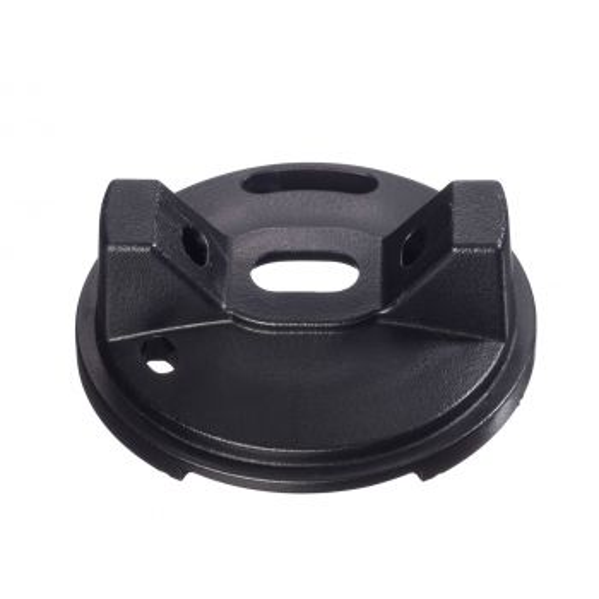 Luftkappe (S 5,6 mm), schwarz, W 990 Flexio
