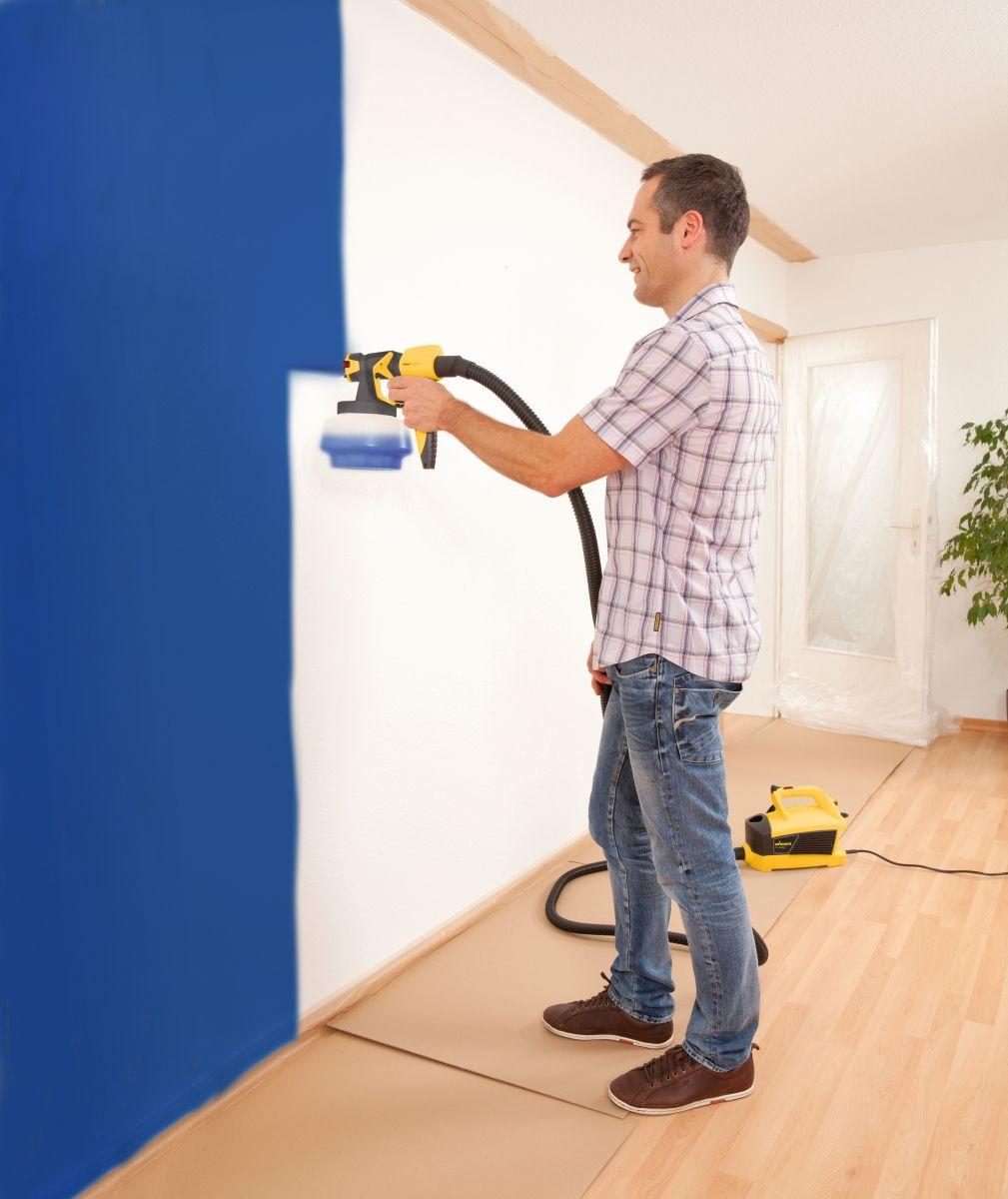 wagner universal sprayer w 690 farbspr hsystem universal. Black Bedroom Furniture Sets. Home Design Ideas